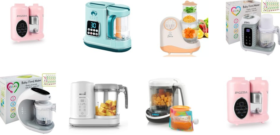 Best Food Processor For Making Baby Food Review in 2021
