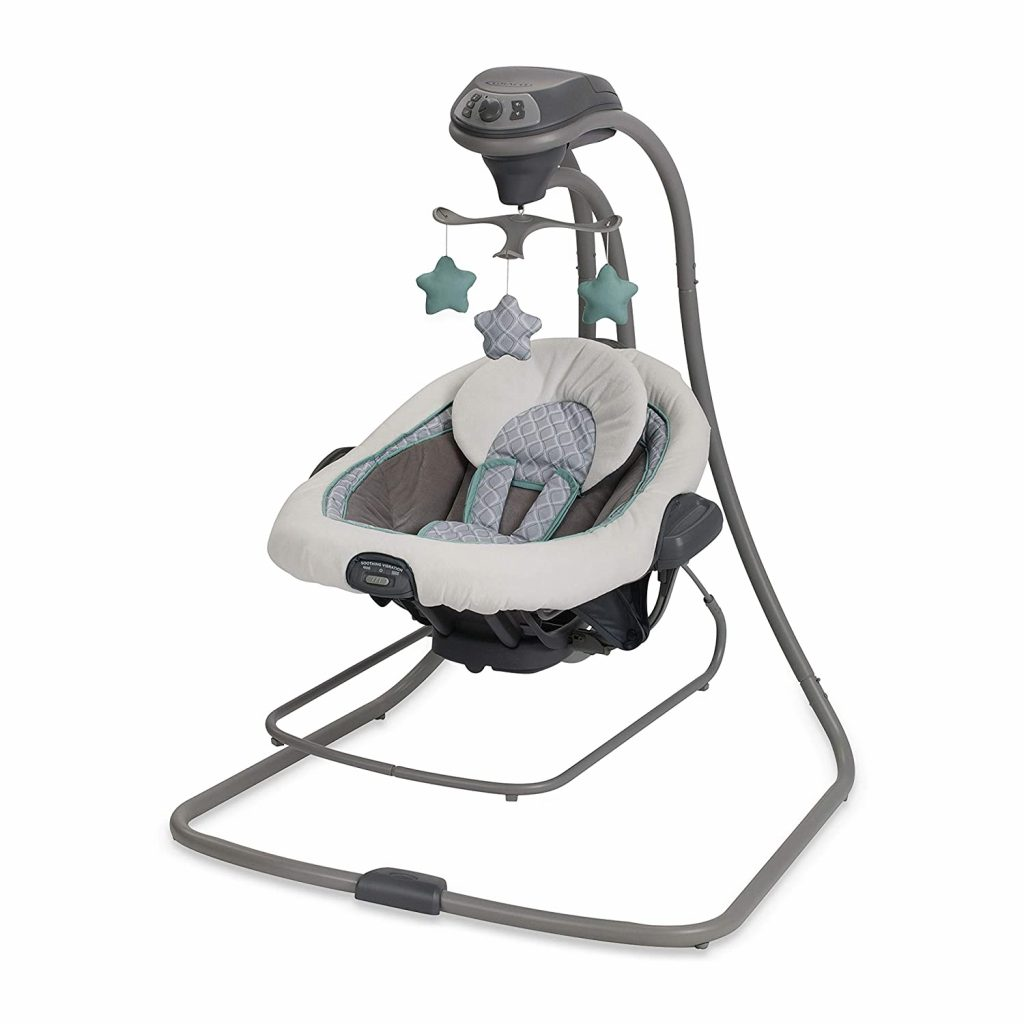 Graco-duet connect-LX-swing-and-bouncer